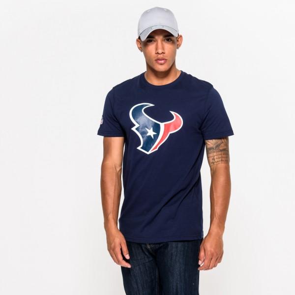 New Era NFL Tee Shirt Houston Texans Medium