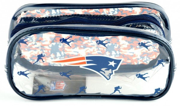 Pencil Case New England Patriots