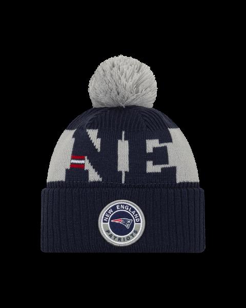 NFL Sideline Bobble Knit New England Patriots