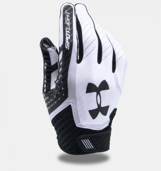 UA Spotlight Glove Black