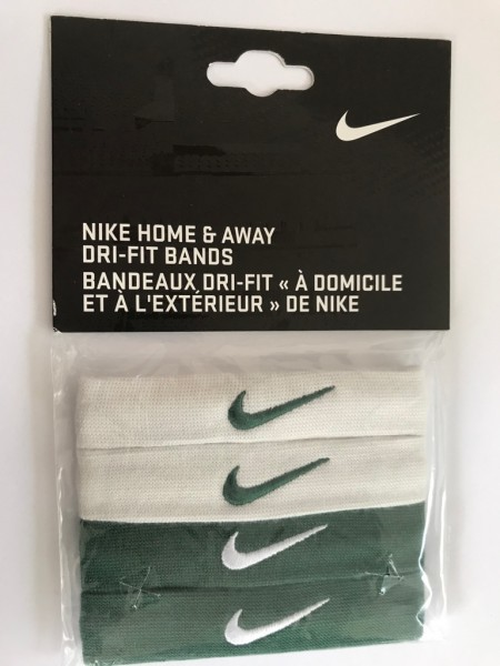 Nike Home&Away Dri Fit Bands Dark Green