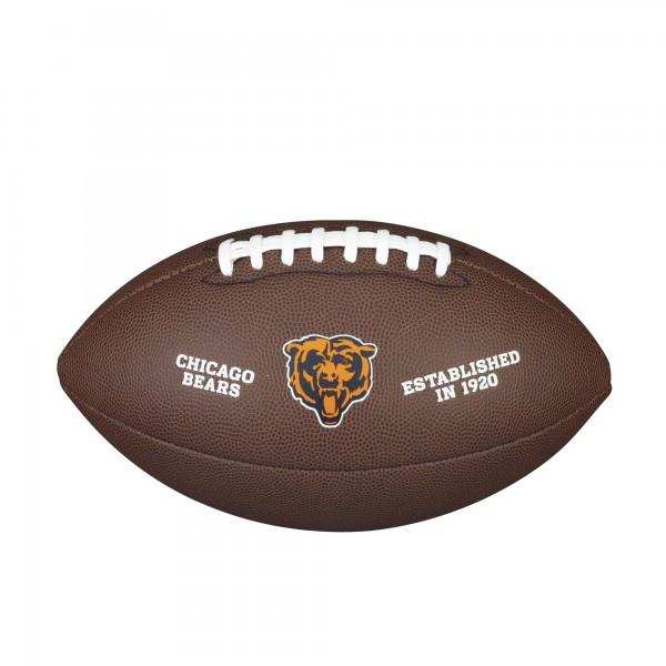 Wilson NFL Licensed Ball Chicago Bears F1748