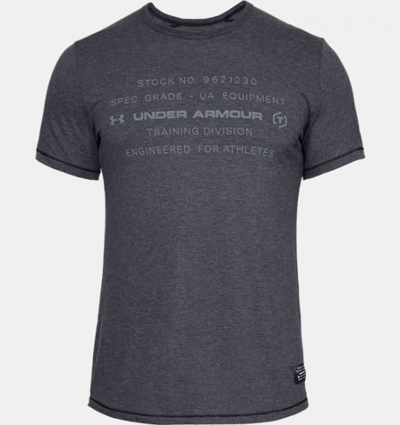 UA SPORTSTYLE TRIBLEND GRAPHIC TEE