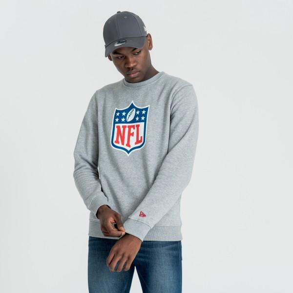 New Era NFL Shield Crewneck Sweatshirt