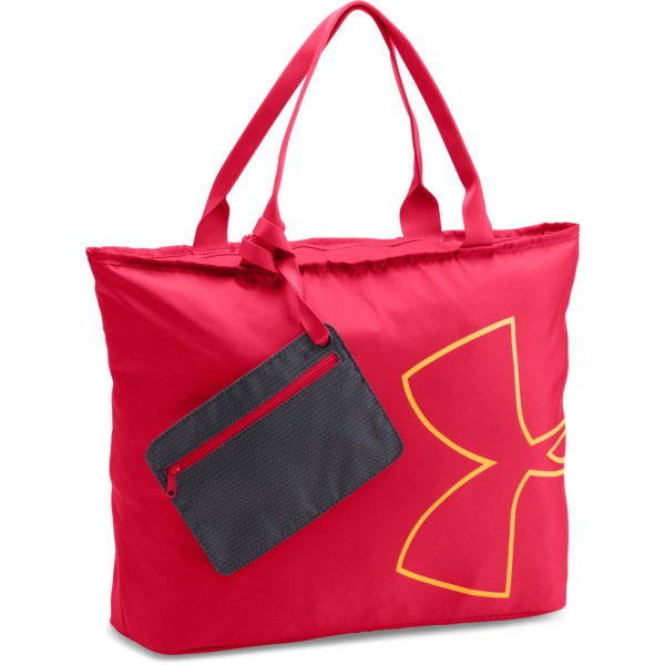 UA Women's Big Logo Tote Knock Out (656)