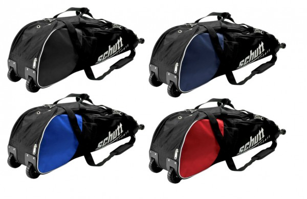 Wheeled Baseball Varsity Player Bag