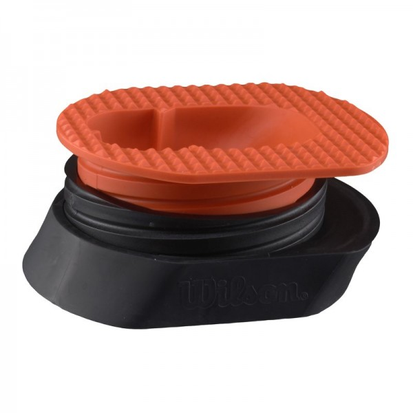 Wilson Adjustable Kicking Tee Black/ Orange