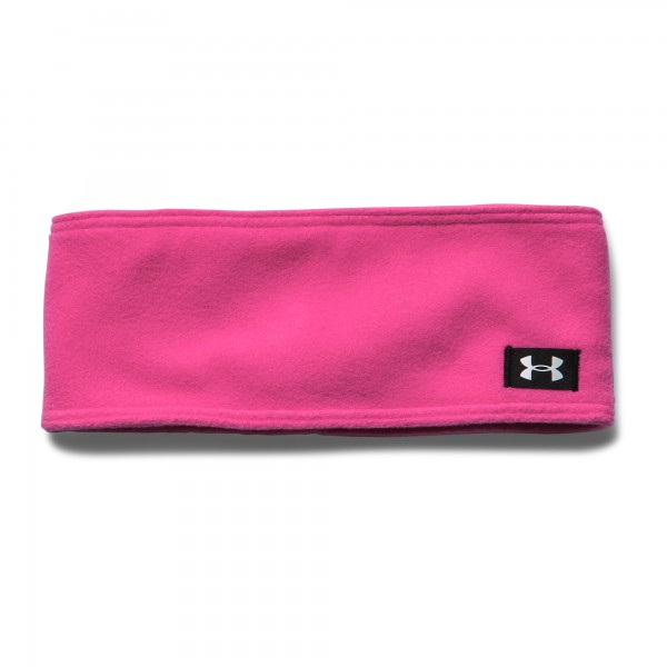 UA Women's Cozy Headband Rebel Pink