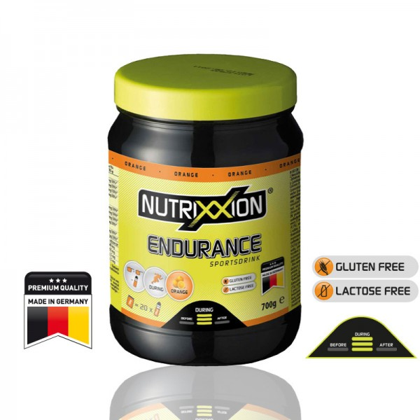 NUTRIXXION Energie Drink 700g Orange