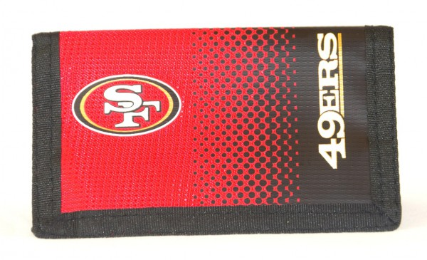 San Francisco 49ers Geldbeutel