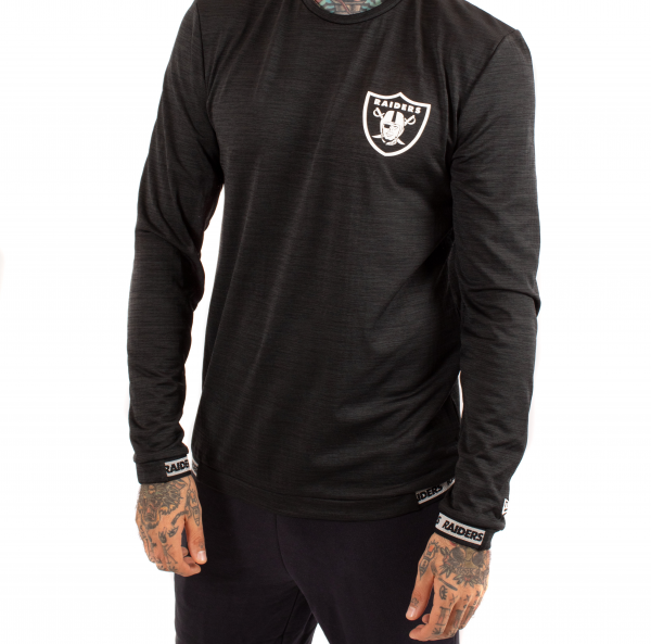 New Era Engineered Long Sleeve Oakland Raiders