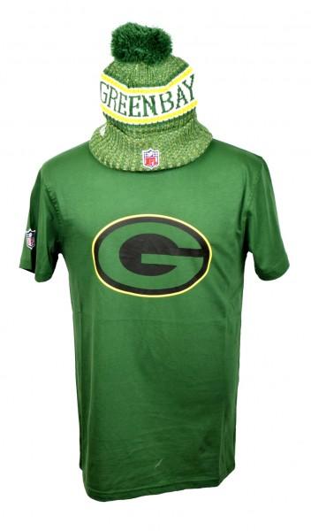 NFL Fan Pack Tee Green Bay Packers