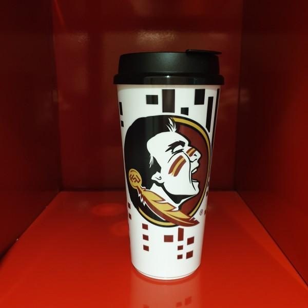 NFL Tumbler 32OZ Snap Tite Florida State Seminoles