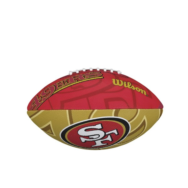 Wilson Junior NFL Football F1534 49er