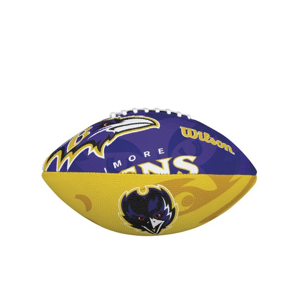 Wilson Junior NFL Football F1534 Ravens