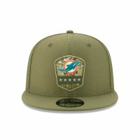 New Era OnField 19 STS 950 Hat Miami Dolphins