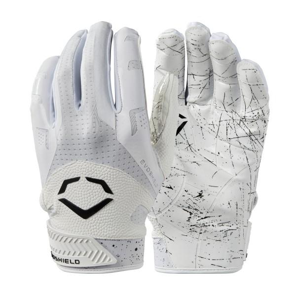 EVO Burst Receiver Glove White