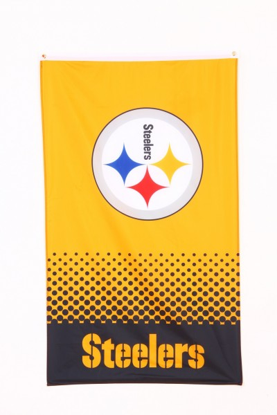 Pittsburgh Steelers Flagge
