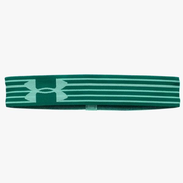 UA HeatGear Armour Headband Plantation 367