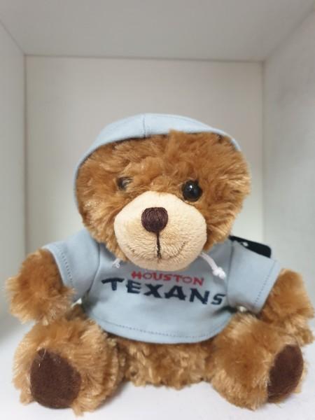 NFL Texans Hoody Bear