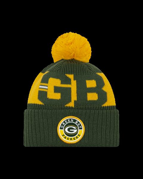 NFL Sideline Bobble Knit Green Bay Packers