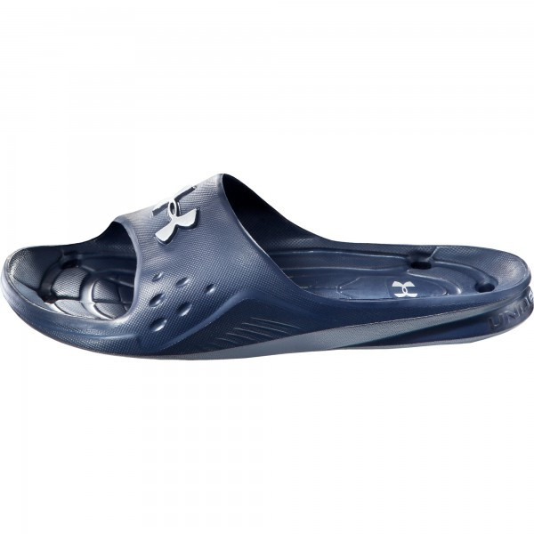 UA Locker II Slide Navy