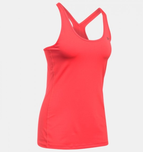 UA HG Racer Women Tank Red ( 963)