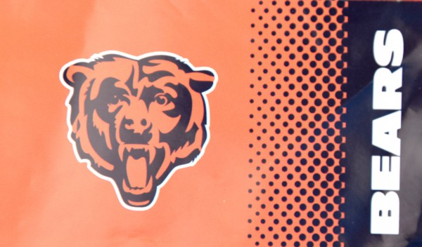 Chicago Bears Flagge