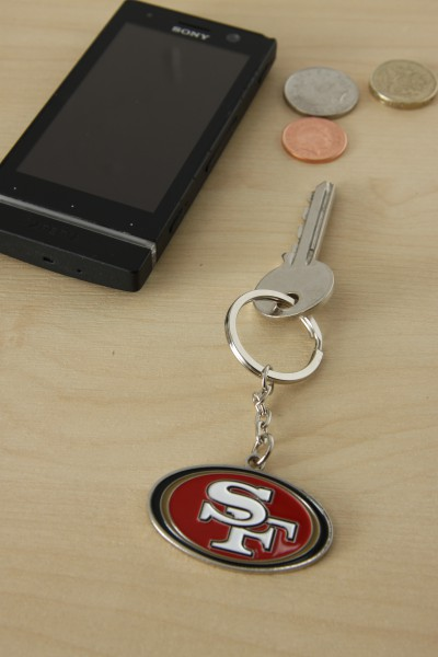 San Francisco 49ersKeyring