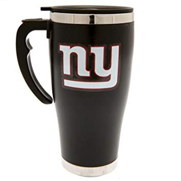 NFL TRAVEL MUG GIANTS