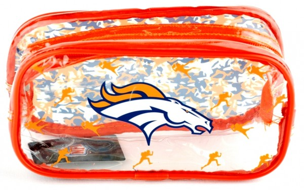 Pencil Case Denver Broncos