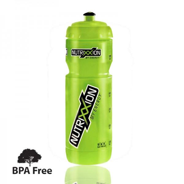 Nutrixxion 750 ml Liter Trinkflasche / BPA Free