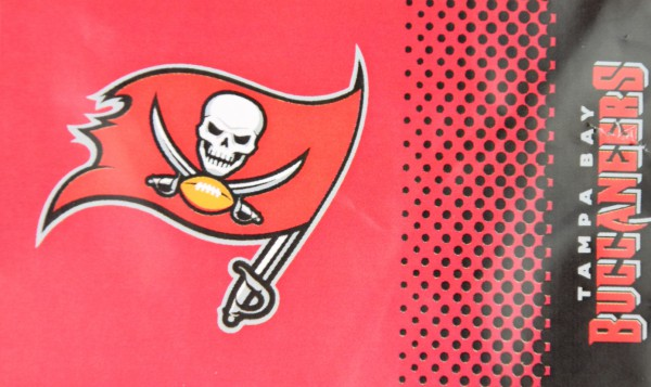 Tampa Bay Buccaneers Flagge