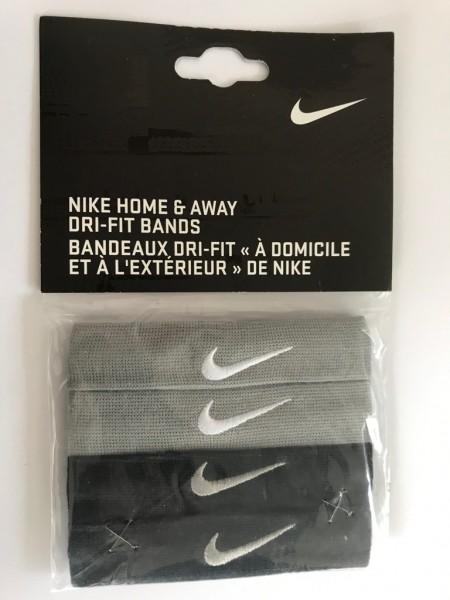 Nike Home&Away Dri Fit Bands Grau