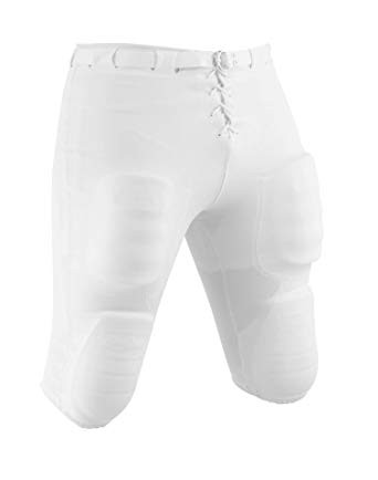 Untouchable Football Pant FPU1 White / Weiß