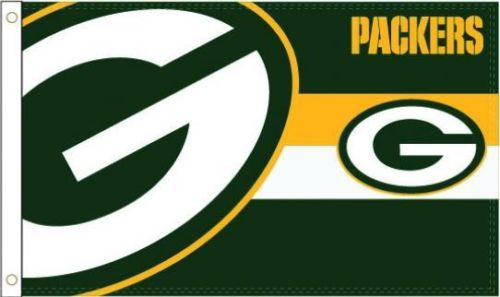 Green Bay Packers Flagge