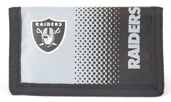 Oakland Raiders Geldbeutel