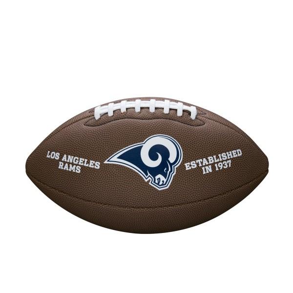 Wilson NFL Licensed Ball Rams F1748