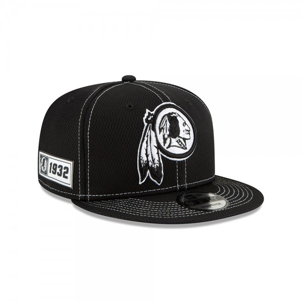 NFL 2019 Sideline 9Fifty Snapback Cap OSFM Away Washington