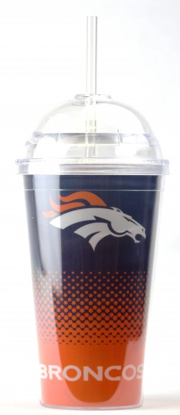 NFL Fade Tumbler Broncos
