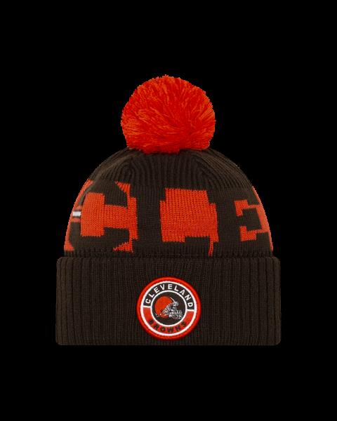 NFL Sideline Bobble Knit Cleveland Browns