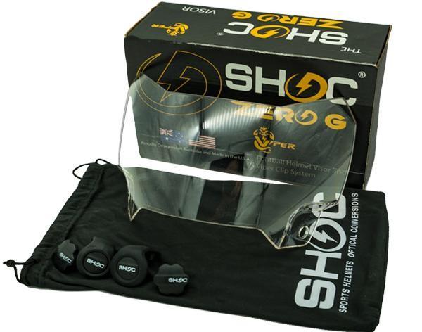 SHOC ZERO G Eyeshield