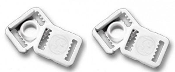 Schutt Plastik Buckle 4er Set