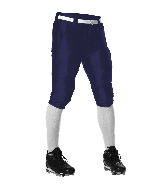 Adult Lycra Footballpant Navy