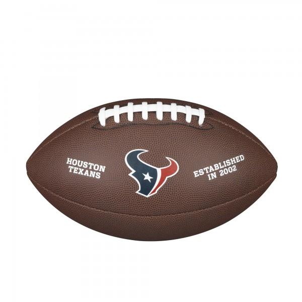 Wilson NFL Licensed Housten Texans F1748