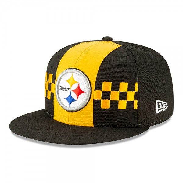 New Era 950 NFL19 DRAFT PITTSBURGH STEELERS OTC