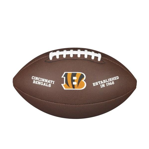 Wilson NFL Licensed Cincinnati Bengals F1748
