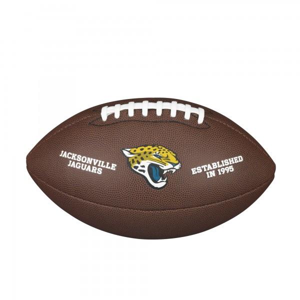 Wilson NFL Licensed Ball Jacksonville Jaguars F1748