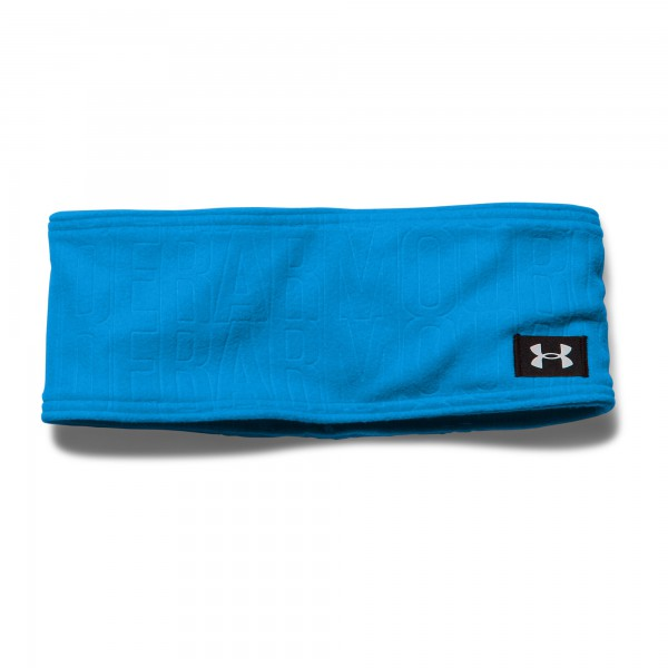 UA Women's Cozy Headband Jazz Blue
