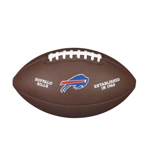 Wilson NFL Licensed Ball Buffalo Bills F1748